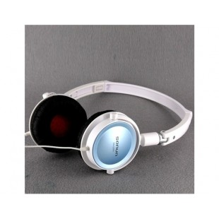 SONUN с SN-22MV проводной супер бас стерео гарнитура с 3,5 мм 1,2 м кабель для MP3/МР4/CD-диск/PC (Белый)