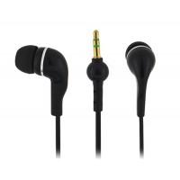 Купить 3,5 мм В ухо наушник для MP3 / MP4 / PC (черный)