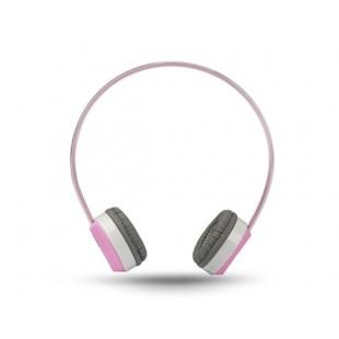 Rapoo H3000 High-Fidelity 2.4G USB Беспроводные наушники с NANO передатчик и литиевый аккумулятор (розовый)