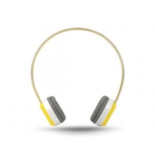 Rapoo H3000 High-Fidelity 2.4G USB Беспроводные наушники с NANO передатчик и литиевый аккумулятор (желтый)