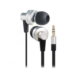 AWEI ES900M 3,5 мм ремикс дистанционного Лапша Разработанный наушники-вкладыши с 1,2 м кабель (серебро)