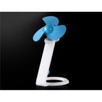 Купить Складная мини USB-вентилятор (синий)
