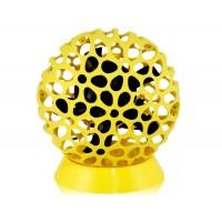 Купить Сота дизайн портативный usb-Вентилятор (желтый)