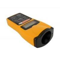 Ультразвуковой Измеритель расстояния лазерная точка (желтый)
