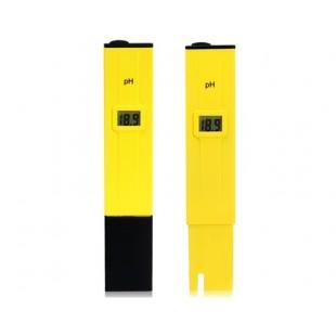 KL-009 (1) Высокая точность Ручка Дизайн рН-метр (желтый)