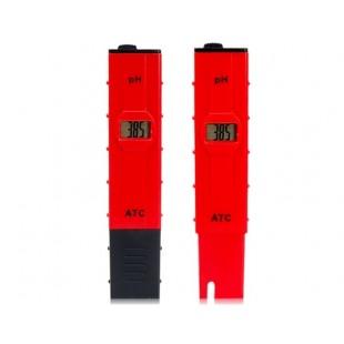 PH2011 Ручка Дизайн рН-метр с температурной компенсацией (красный)