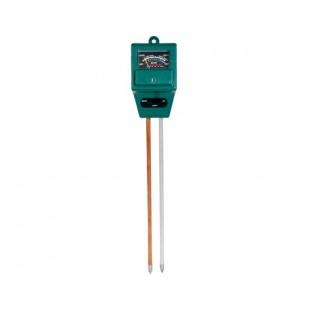 3-в-1 Многофункциональный тестер PH почвы / влаги / Light Meter (зеленый)