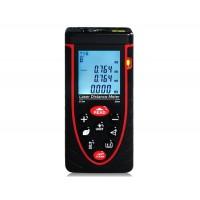 RZ50 50 м Ручной лазерный измеритель расстояния (черный)