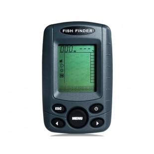 ЖК-дисплей Sonar Fish Finder с показателем температуры