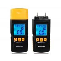 GM610 Digital Измеритель влажности дерева (черный)