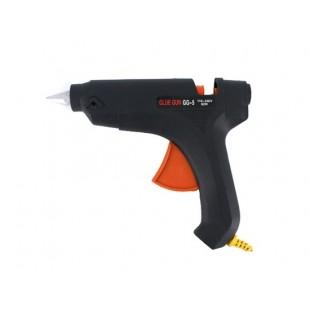 60W горячего расплава Trigger Glue Gun (черный)