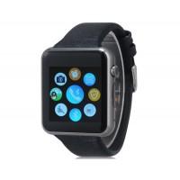 Д-контрольное значение 2 Смарт-часы-телефон со слотом для карты памяти, Bluetooth, Шагомер &амп; Спорт монитор (черный+серый)