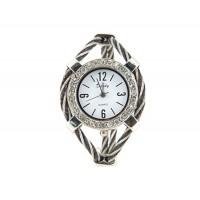 Женщины`ы Кварцевые наручные часы с алмазами украшения (черный)