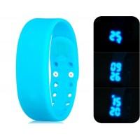 Купить Многофункциональный USB Смарт браслет с 3D шагомер & Monitor сна функций (синий)