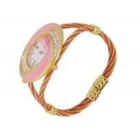 Купить Браслет Аналоговые часы с Кристалл Украшения