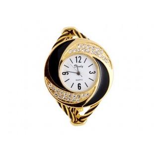 Браслет Аналоговые часы с Кристалл Украшения модель YWF81X