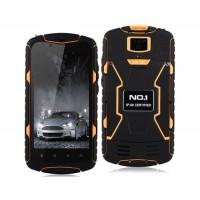 № 1 X-Men X1 5,0 & Quot; Смартфон Corning Gorilla 1280x720 Android 4.4.2 MTK6582 четырехъядерных процессоров 1,3 ГГц 1 Гб оперативной памяти 8 Гб ROM 13MP с водонепроницаемым, пыле-и усилителя; Ударопрочный (желтый)