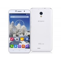 ZOPO ZP320 5,0 & Quot; Смартфон IPS 960x540 Android 4.4 MTK6582M четырехъядерных процессоров 1,3 ГГц 1 Гб оперативной памяти 8 Гб ROM 8MP (белый)