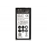 3.85 V 2100mAh  аккумулятор  Samsung S5 Mini/G870/SM-G800