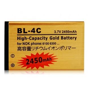 Li-ion BL-4C 3.7V 850mAh литий-ионный аккумулятор для Nokia 6100/6300