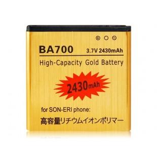 Li-ion 3,7 1500mAh литий-ионный аккумулятор для Sony BA700