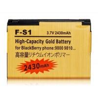 F-S1 3.7 V 1200mAh  аккумулятор  Blackberry 9800/9810