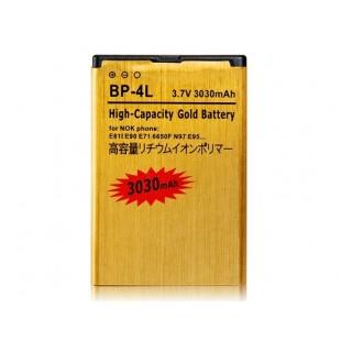 Li-ion BP-4L 3.7V 1500mAh литий-ионная аккумуляторная батарея для Norkia E611 / E90 / E71 / 6650F / N97 / E95