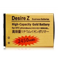 HTC Desire Z 1500mAh  Li-ion аккумулятор HTC Desire S G11 G12 BB96100