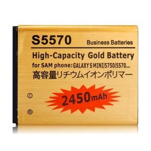 Li-ion S5570 1200mAh литий-ионный аккумулятор для Samsung Galaxy Mini 5750/5570