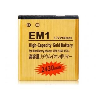 Li-ion EM1 3,7 1000mAh литий-ионный аккумулятор для Blackberry 9350/9360/9370