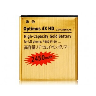 Li-ion 3.7 V 2000mah литий-ионная батарея с чипом для LG Optimus 4X HD P880/F160