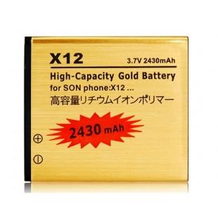 Li-ion 3.7 V 1500mAh литий-ионный аккумулятор для Sony X12