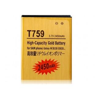 Li-ion T759 3.7V 1500mAh литий-ионный аккумулятор для Samsung Galaxy WI8150 S5820