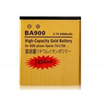 BA900 3,7 1650mAh  аккумулятор  Sony Xperia TX / LT29i