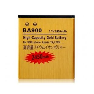 Li-ion BA900 3,7 1650mAh литий-ионный аккумулятор для Sony Xperia TX / LT29i