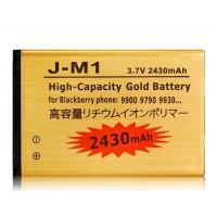 J-M1 3,7 1200mAh  аккумулятор  Blackberry 9900/9790/9930
