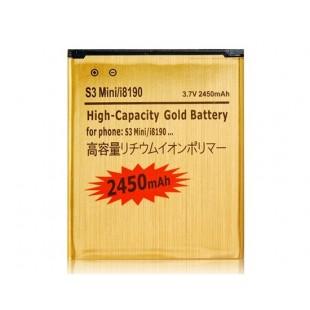 Li-ion 3,7 1500mAh литий-ионный аккумулятор для Samsung S3 Mini / i8190