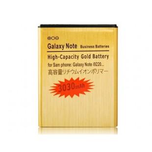 Li-ion Samsung Galaxy Note 2500mAh литий-ионная аккумуляторная батарея для Samsung Galaxy Note i9220