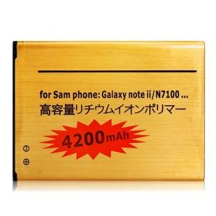 Li-ion 3100mah литий-ионный аккумулятор для Samsung Galaxy Примечание 2 N7100