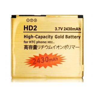 Li-ion HD2 3,7 1200mAh литий-ионный аккумулятор для HTC HD2