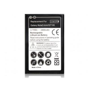 Li-ion 3.7 V 1600mah литий-ионный аккумулятор для Samsung Galaxy Note 3/ mini-G7106