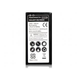 Li-ion 1800mAh литий-ионный аккумулятор для Samsung Galaxy S5 i9600