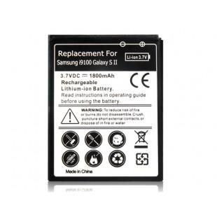 Li-ion 3,7 1100mAh литий-ионный аккумулятор для Samsung i9100 Galaxy S II
