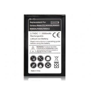 Li-ion 3,7 2500mAh литий-ионный аккумулятор для Samsung Galaxy Note 3 / N9000 / N9005 / N900A / N900 / N9002