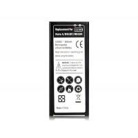 3.85V 2400mAh  аккумулятор  Samsung Galaxy Note 4 / N910F / N910H