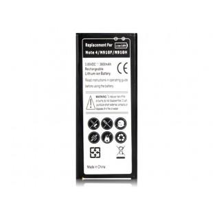 Li-ion 3.85V 2400mAh литий-ионный аккумулятор для Samsung Galaxy Note 4 / N910F / N910H