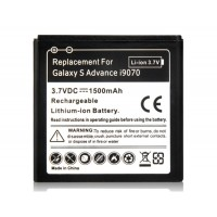 3,7 1100mAh  аккумулятор  Samsung Galaxy S Advance i9070