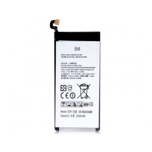 Li-ion 3.85V 2550mah внутренняя батарея для samsung s6