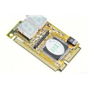 Пост-карта для тестирования ПК и ноутбуков Три в одном  PCI, PCI-E, LPC