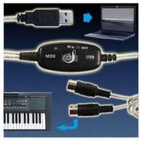 МИДИ USB MIDI-кабель